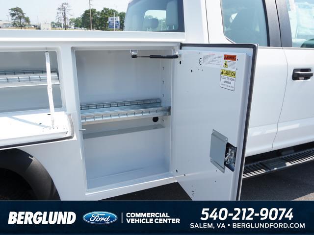 2021 F-350 Super Cab 4x4,  Monroe Truck Equipment Service Body #SFC32301 - photo 15