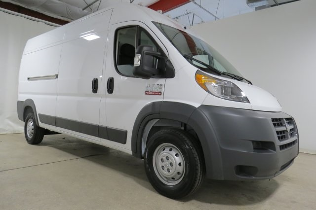2017 ProMaster 2500 High Roof, Cargo Van #HE538910 - photo 3