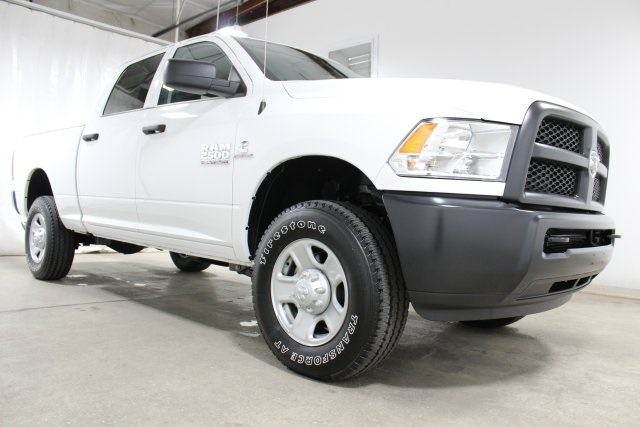 2018 Ram 2500 Crew Cab 4x4,  Pickup #JG107494 - photo 3