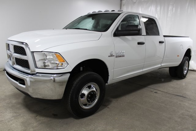 2018 Ram 3500 Crew Cab DRW 4x4, Pickup #JG253032 - photo 1