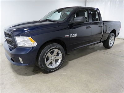 2018 Ram 1500 Quad Cab, Pickup #JS119501 - photo 1