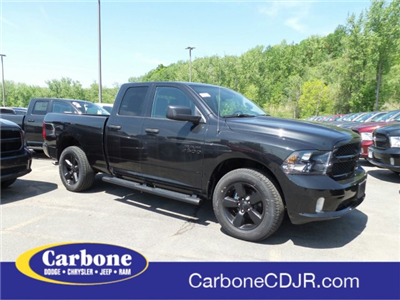 2018 Ram 1500 Quad Cab 4x4,  Pickup #102673 - photo 1