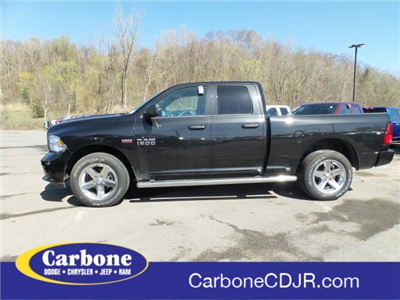 2018 Ram 1500 Quad Cab 4x4,  Pickup #124584 - photo 1