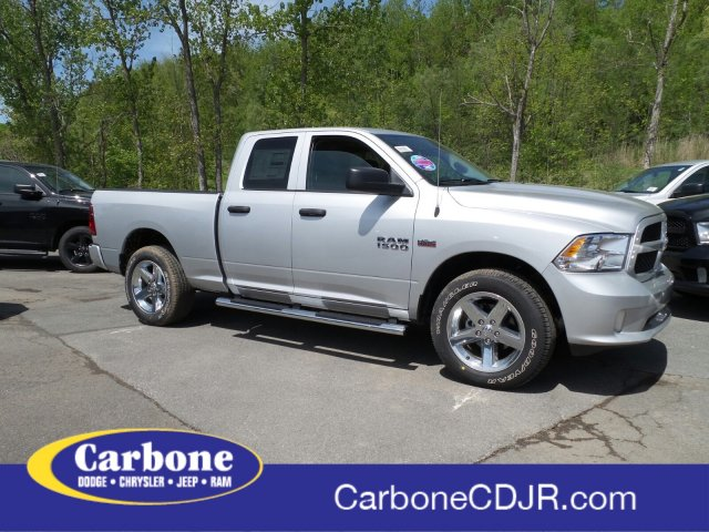 2018 Ram 1500 Quad Cab 4x4,  Pickup #141060 - photo 1