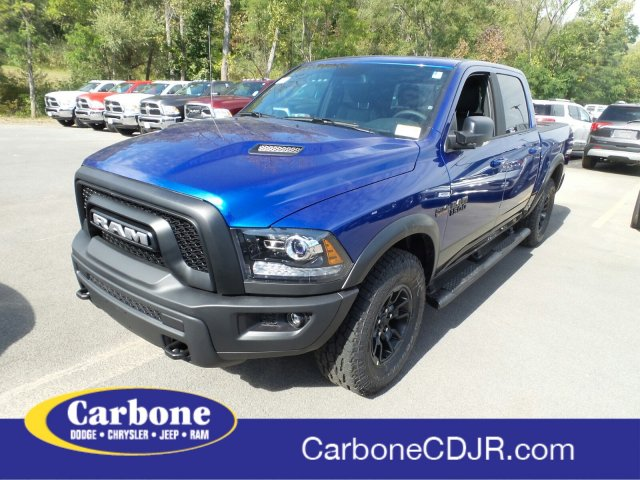 2018 Ram 1500 Crew Cab 4x4 Pickup #1D87029 - photo 1