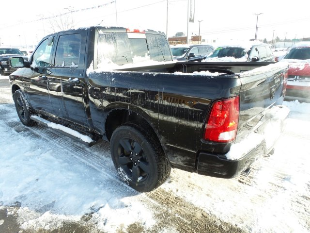 2018 Ram 1500 Crew Cab 4x4 Pickup #1D87043 - photo 2