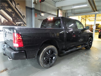 2018 Ram 1500 Crew Cab 4x4 Pickup #1D87053 - photo 2