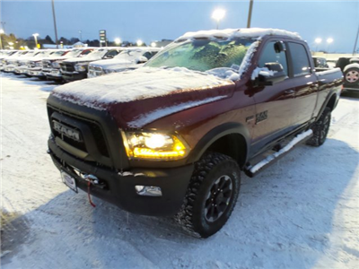 2018 Ram 2500 Crew Cab 4x4,  Pickup #1D87054 - photo 3