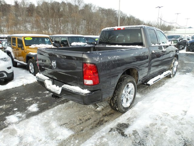 2018 Ram 1500 Quad Cab 4x4, Pickup #1D87081 - photo 4