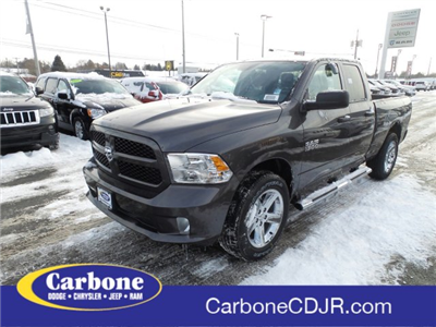 2018 Ram 1500 Quad Cab 4x4, Pickup #1D87081 - photo 1