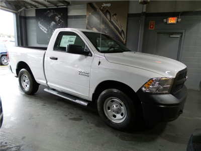 2018 Ram 1500 Regular Cab 4x4 Pickup #1D87089 - photo 3