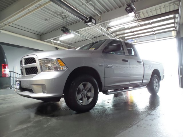 2018 Ram 1500 Quad Cab 4x4, Pickup #1D87120 - photo 13