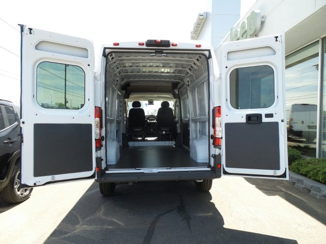2018 ProMaster 2500 High Roof FWD,  Empty Cargo Van #1D87126 - photo 8