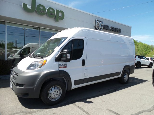 2018 ProMaster 2500 High Roof FWD,  Empty Cargo Van #1D87126 - photo 10
