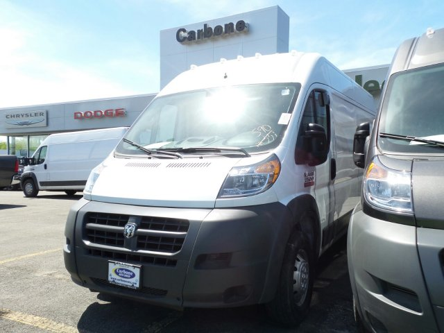 2018 ProMaster 2500 High Roof FWD,  Empty Cargo Van #1D87126 - photo 3
