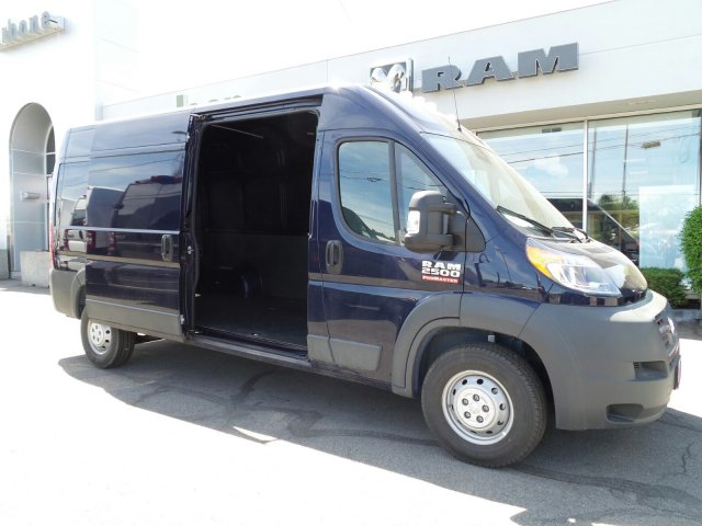 2018 ProMaster 2500 High Roof,  Empty Cargo Van #1D87129 - photo 9