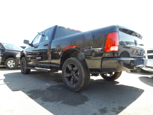 2018 Ram 1500 Quad Cab 4x4,  Pickup #1D87183 - photo 2