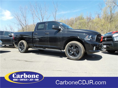 2018 Ram 1500 Quad Cab 4x4,  Pickup #1D87183 - photo 1