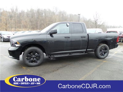 2018 Ram 1500 Quad Cab 4x4, Pickup #1D87196 - photo 1