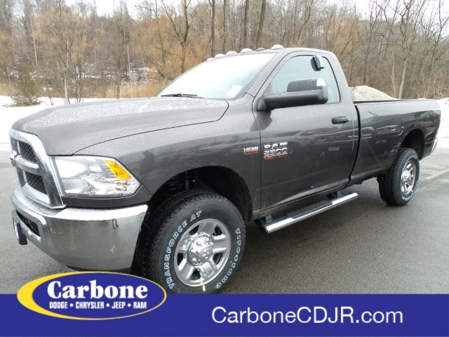 2018 Ram 2500 Regular Cab 4x4, Pickup #1D87198 - photo 1