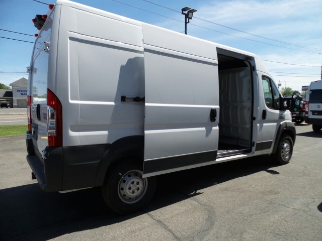 2018 ProMaster 2500 High Roof 4x2,  Upfitted Cargo Van #1D87205 - photo 5