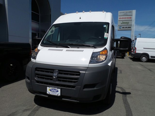 2018 ProMaster 2500 High Roof 4x2,  Upfitted Cargo Van #1D87205 - photo 3