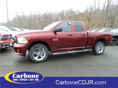 2018 Ram 1500 Quad Cab 4x4, Pickup #1D87235 - photo 1