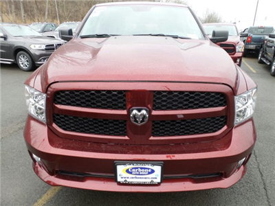 2018 Ram 1500 Quad Cab 4x4, Pickup #1D87235 - photo 3