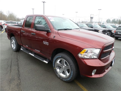 2018 Ram 1500 Quad Cab 4x4, Pickup #1D87235 - photo 4