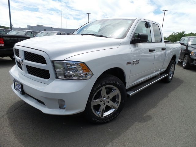 2018 Ram 1500 Quad Cab 4x4,  Pickup #1D87249 - photo 5