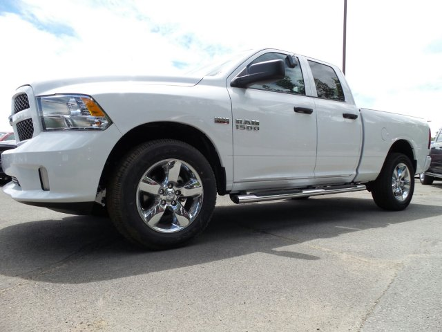2018 Ram 1500 Quad Cab 4x4,  Pickup #1D87253 - photo 10