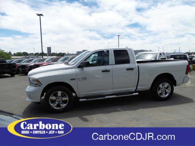 2018 Ram 1500 Quad Cab 4x4,  Pickup #1D87253 - photo 1