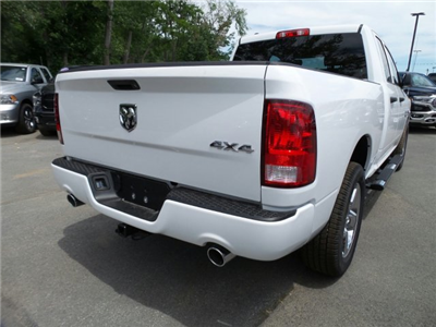 2018 Ram 1500 Quad Cab 4x4,  Pickup #1D87253 - photo 5