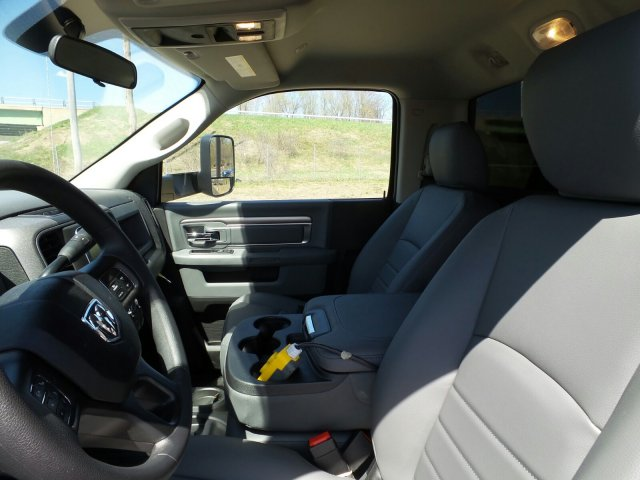 2018 Ram 3500 Regular Cab DRW 4x4,  Rugby Dump Body #1D87254 - photo 11