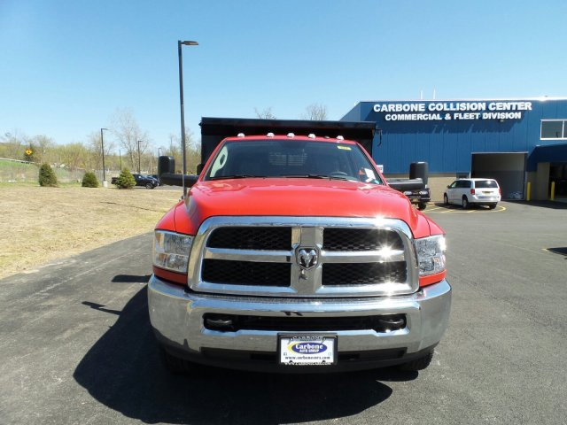 2018 Ram 3500 Regular Cab DRW 4x4,  Rugby Dump Body #1D87254 - photo 4