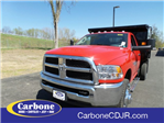 2018 Ram 3500 Regular Cab DRW 4x4,  Rugby Dump Body #1D87254 - photo 1