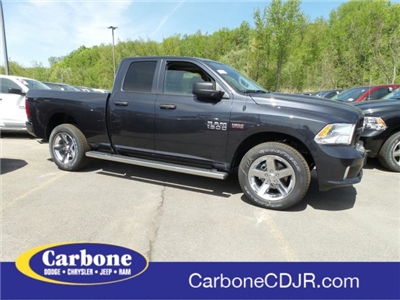 2018 Ram 1500 Quad Cab 4x4, Pickup #1D87256 - photo 1