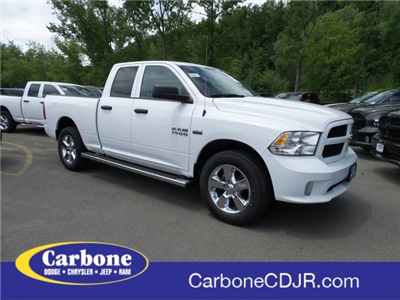 2018 Ram 1500 Quad Cab 4x4,  Pickup #1D87283 - photo 1