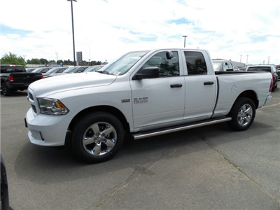 2018 Ram 1500 Quad Cab 4x4,  Pickup #1D87283 - photo 4