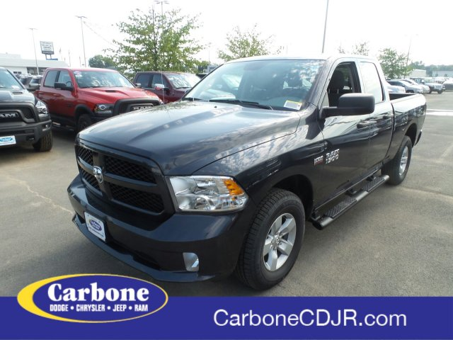 2017 Ram 1500 Quad Cab 4x4,  Pickup #837561 - photo 1