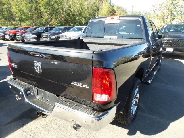 2017 Ram 1500 Quad Cab 4x4, Pickup #859054 - photo 4