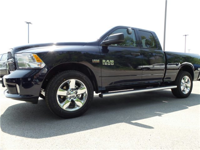 2018 Ram 1500 Quad Cab 4x4,  Pickup #JS310326 - photo 4