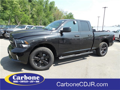 2018 Ram 1500 Quad Cab 4x4,  Pickup #JS344278 - photo 1