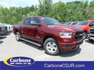 2019 Ram 1500 Crew Cab 4x4,  Pickup #KN550121 - photo 1