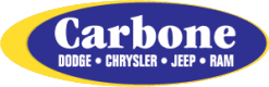 Carbone Chrysler Dodge Jeep Ram logo