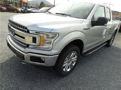2018 F-150 Super Cab 4x4 Pickup #B00273 - photo 3