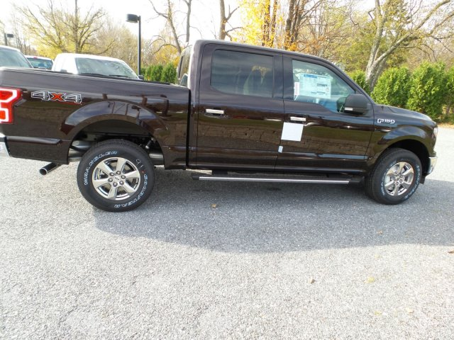 2018 F-150 Crew Cab 4x4 Pickup #B07209 - photo 6