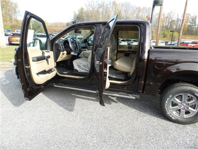 2018 F-150 Crew Cab 4x4 Pickup #B07209 - photo 20