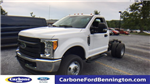 2017 F-350 Regular Cab DRW 4x4, Cab Chassis #Y177283 - photo 1