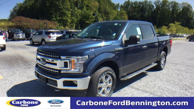 2018 F-150 Crew Cab 4x4 Pickup #Y177316 - photo 1